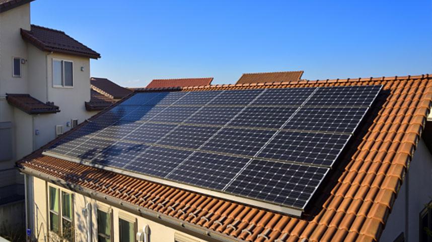太陽光住宅のメリットについて