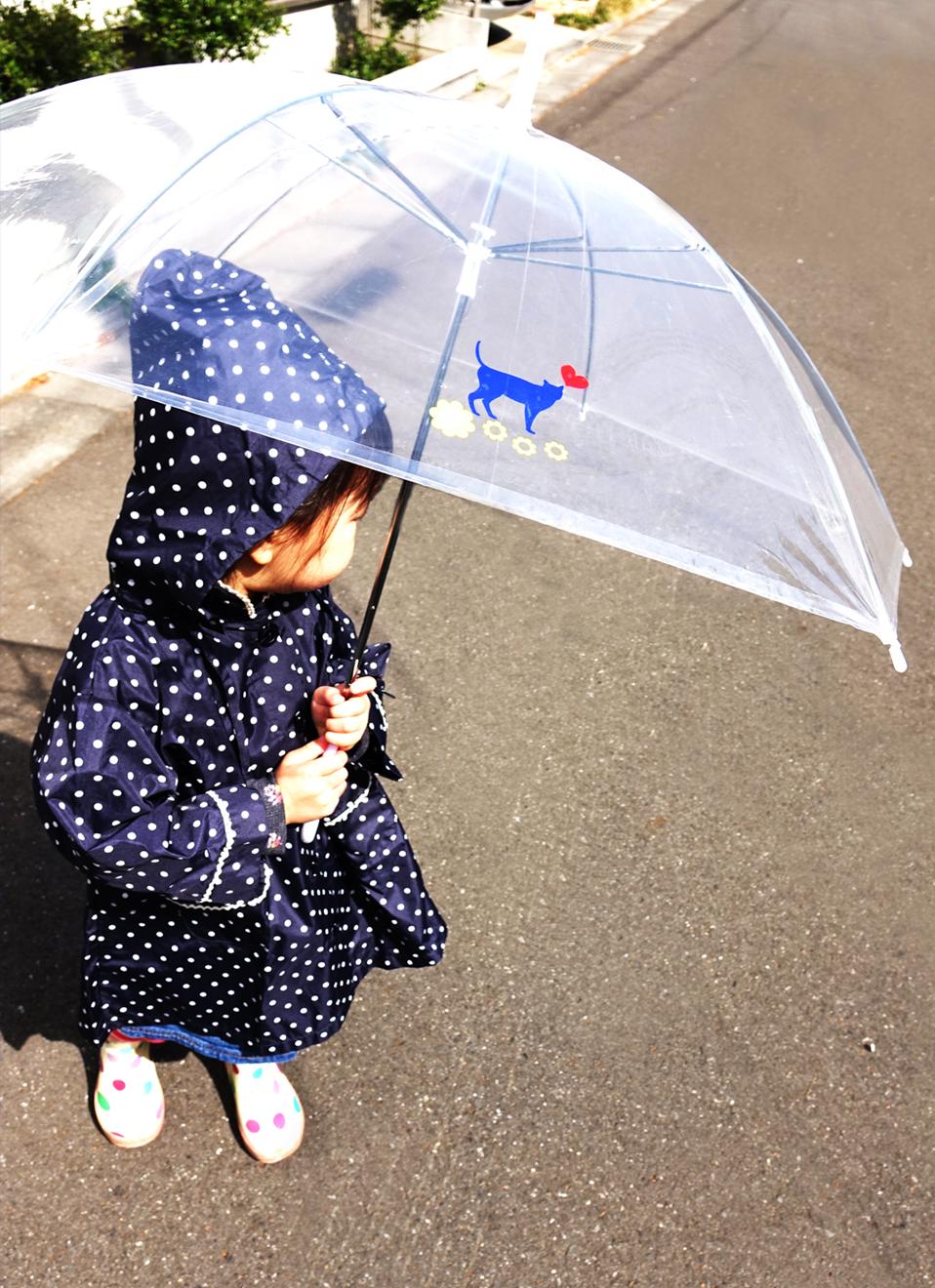世界にひとつ!<br>自分だけのオリジナル傘を作ろう!