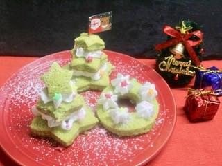 子ども英語料理教室<br>「Christmas Treeのケーキを作ろう」